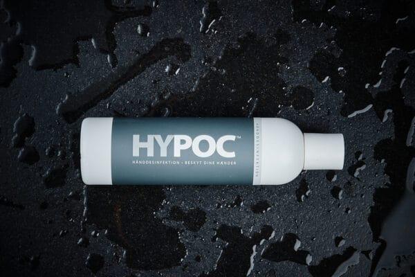250ml HyPoc håndsprit plast