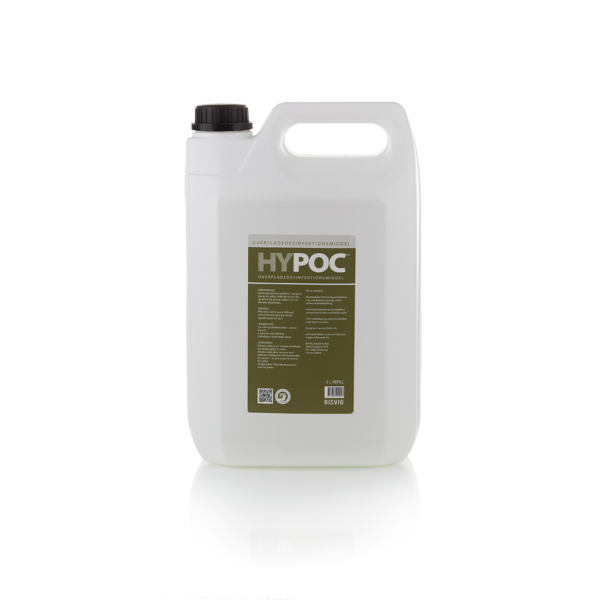 Hypoc overfladedesinfektion 5L refill